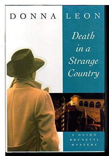 9781855920941: Death in a Strange Country