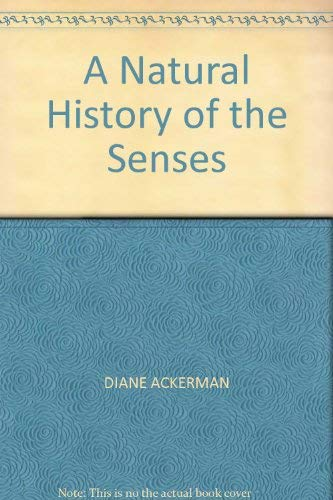 9781855925076: Natural History Of The Senses