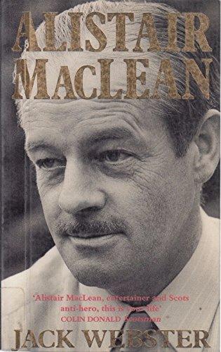9781855925762: Alistair MacLean: A Life