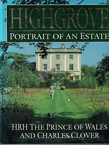 9781855926103: Highgrove: Portrait of an Estate