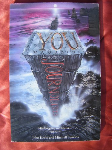 You Magazine Book of Journolists 1990: John Koski &