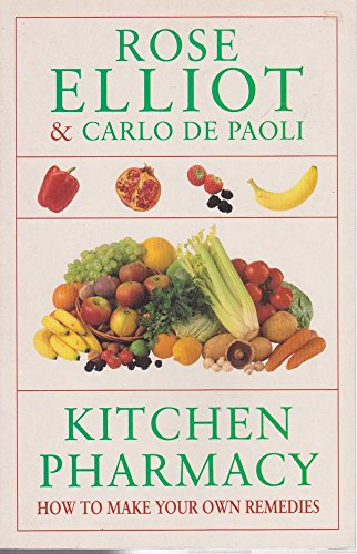 9781855928077: Kitchen Pharmacy: A Book of Healing Remedies for Everyone