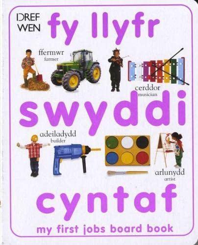 Fy Llyfr Swyddi Cyntaf: My First Jobs
