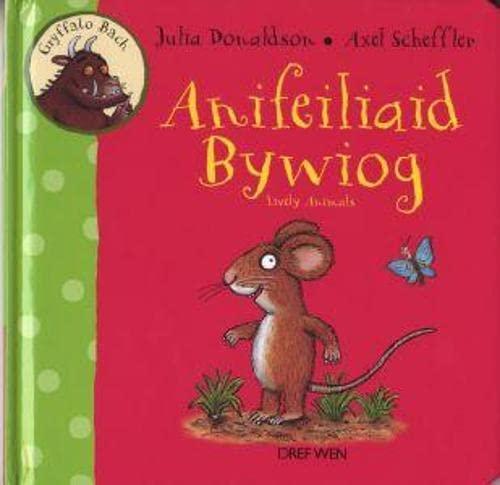 Anifeiliaid Bywiog/Lively Animals (Cyfres Gryffalo Bach): Donaldson, Julia