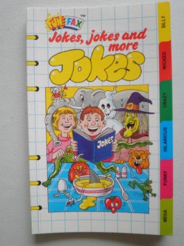 Jokes, Jokes and More Jokes (Funfax): Border, Rosemary