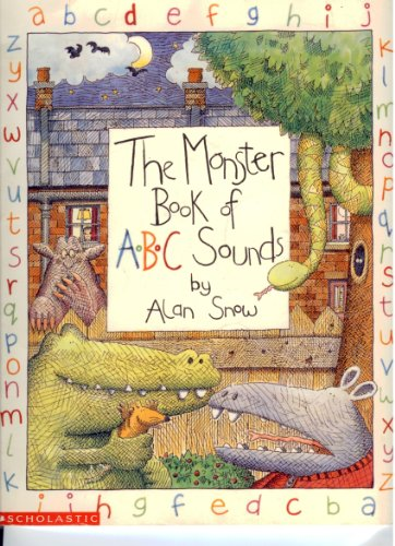 9781856020411: The Monster Book of ABC Sounds