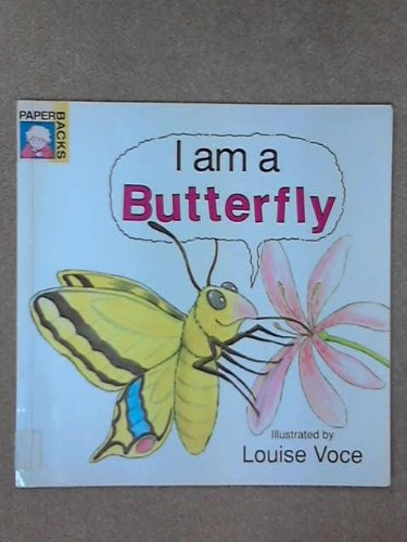 9781856020527: I am a Butterfly