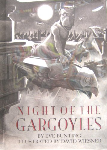 9781856022385: Night of the Gargoyles (Great American Picture Books)