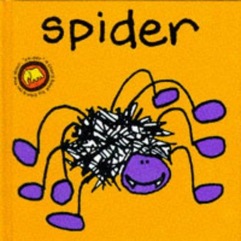 9781856022606: Spider (Bang on the Door)