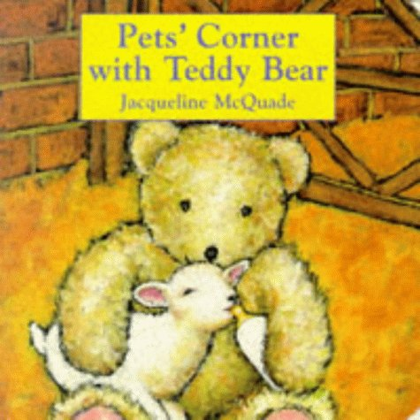 9781856022798: Pets' Corner with Teddy Bear