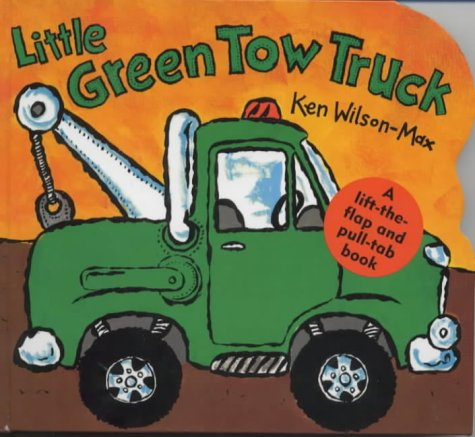 9781856023436: Little Green Tow Truck (Small Format Vehicle Books)