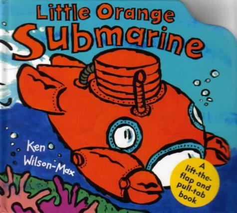9781856023818: Little orange submarine