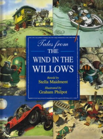 """9781856024198: Tales from the """"Wind in the Willows"""""""