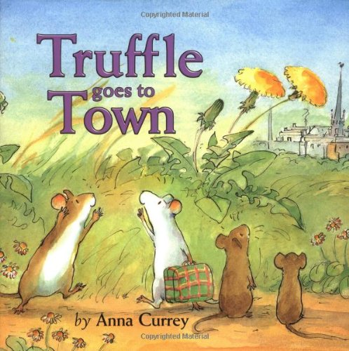 9781856024297: Truffle Goes to Town