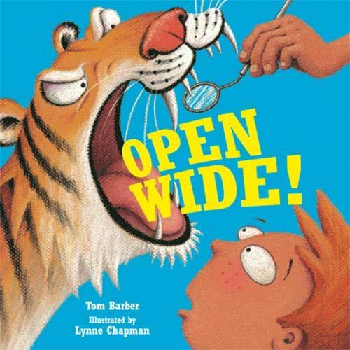 Open Wide: Tom Barber