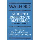 9781856040150: 001: Walford's Guide to Reference Materials: Science and Technology