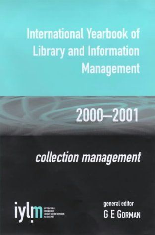 9781856044035: Information Services in an Electronic Environment 2001-2002: International Yearbook of Library and Information Management Pt.1 (International yearbook of library & information management series)