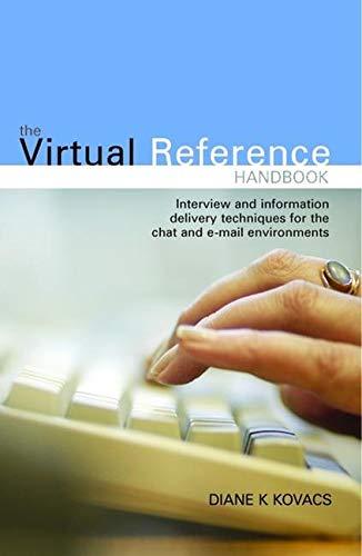 9781856046268: The Virtual Reference Handbook