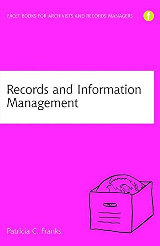 9781856048361: Records and Information Management