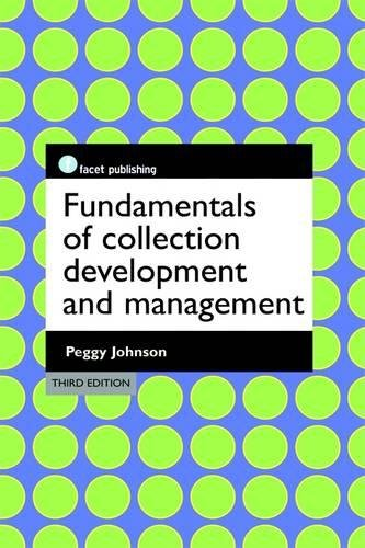 9781856049375: Fundamentals of Collection Development and Management