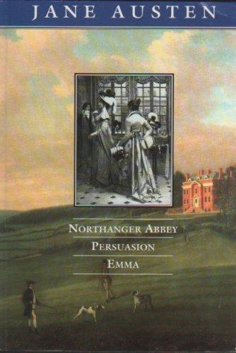 9781856051842: Northanger Abbey / Persuasion / Emma