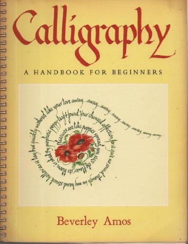 9781856052184: Uk Calligraphy: a handbook for beginners