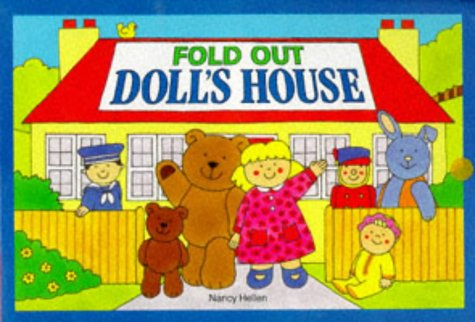 9781856053495: Fold Out Dolls House
