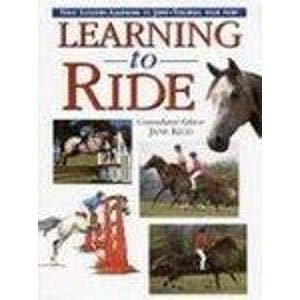 9781856053945: Learning to ride