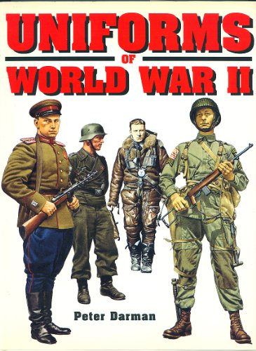 9781856054140: Uniforms of World War II