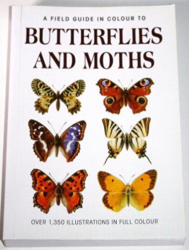 9781856054409: Field Guide to Butterflies and Moths