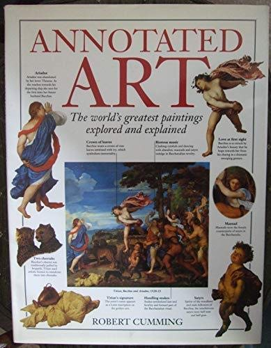 9781856054942: Annotated Art