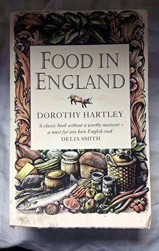 9781856054973: Food England