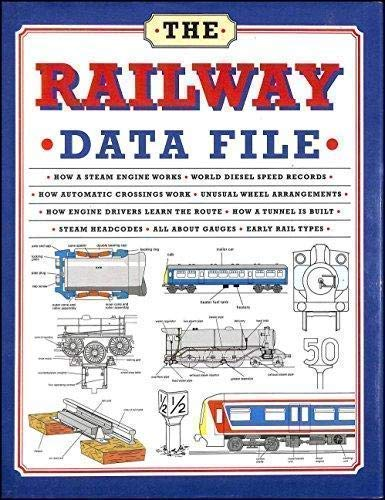 9781856054997: The Railway Data File