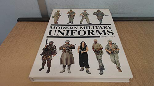 9781856055345: Modern Military Uniforms