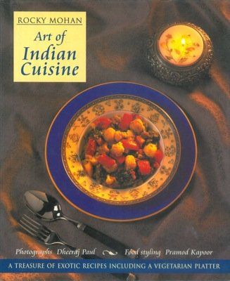 9781856055376: Art of Indian Cuisine