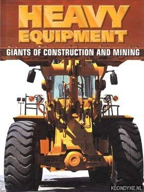 9781856055475: Heavy Equipment
