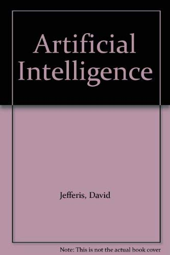 9781856055499: Artificial Intelligence