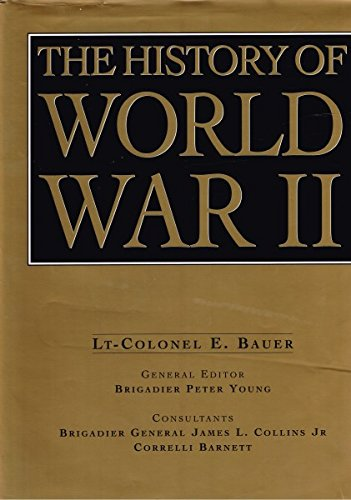 9781856055529: The History of World War II
