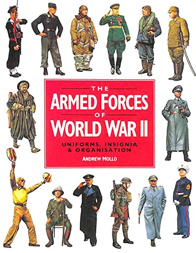 9781856056038: Armed Forces of World War II