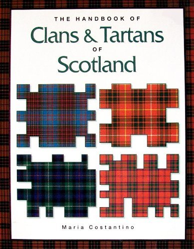 9781856056366: The Handbook of Clans & Tartans of Scotland