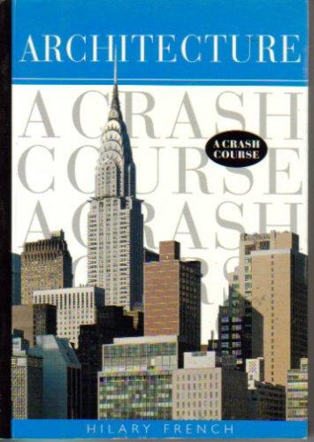 9781856058032: Architecture: A Crash Course