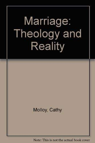 9781856071666: Marriage: Theology and Reality