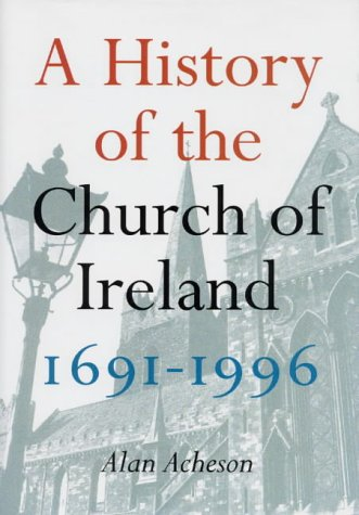 9781856072106: A History of the Church of Ireland