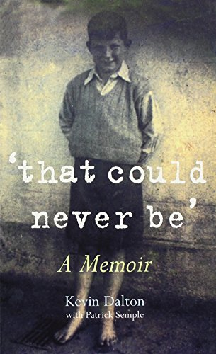9781856073936: That Could Never Be: A Memoir