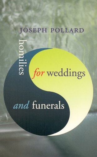 9781856074483: Homilies for Weddings & Funerals
