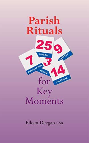 9781856074865: Parish Rituals for Key Moments