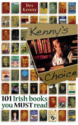 9781856079679: Kenny's Choice: 101 Irish Books You Must Read