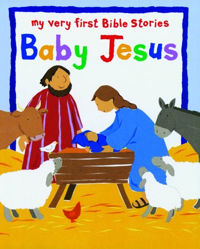 9781856082204: The Baby Jesus: A Touch-and-Feel Book