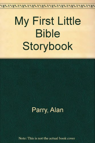 9781856082457: My First Little Bible Storybook