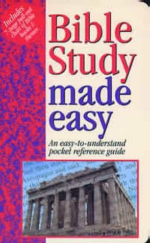 9781856083867: Bible Study Made Easy (Easy Bible)